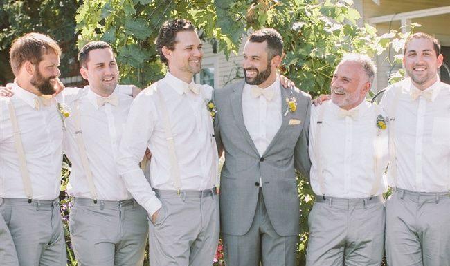men summer wedding attire