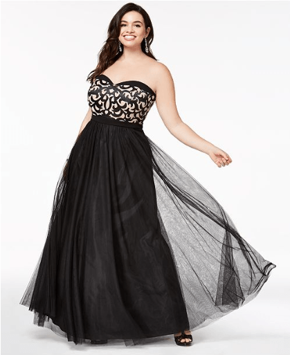 208e2dc5cc Top 7 Formal Dresses For Plus Size Women