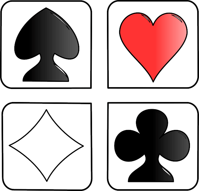 playing cards, face, hearts