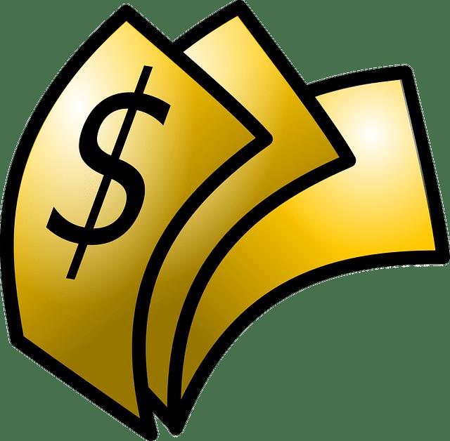 dollar, money, notes
