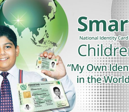 NADRA, SNIC, AND CNIC